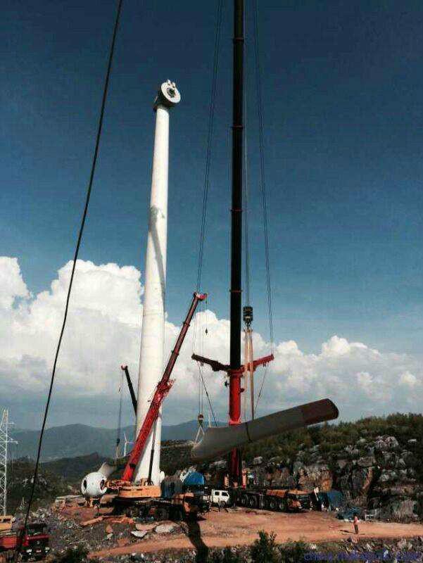 風電設備安裝6