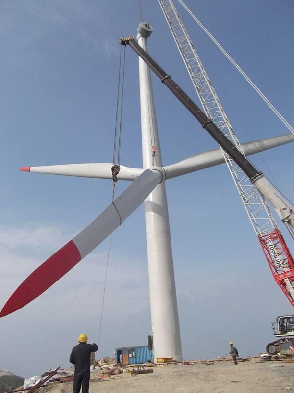 风电设备安装5